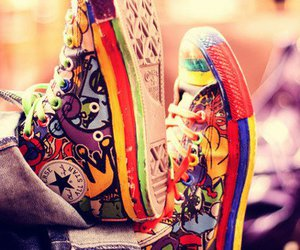 shoes, converse, and all star image
