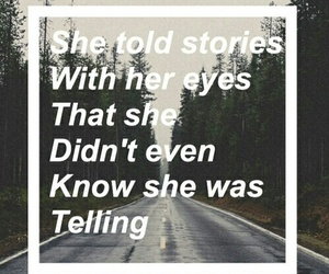 eyes, stories, and know image