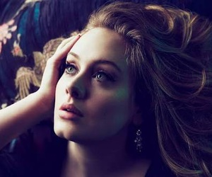 Adele, vogue, and singer image