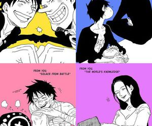 one piece, brook, and ñami image