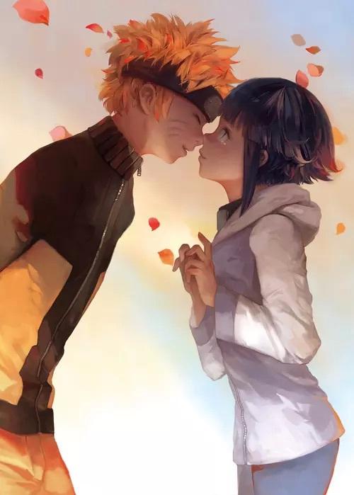 naruto, hinata, and anime image