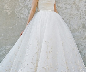 bridal, style, and white image