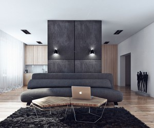 grey and living room image