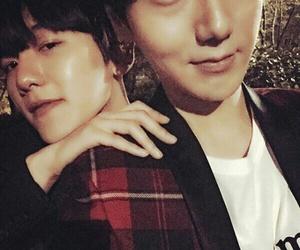 yesung, baekhyun, and super junior image