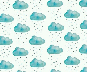 clouds, nubes, and patterns image