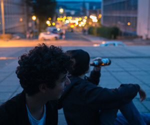 grunge, boys, and friends image