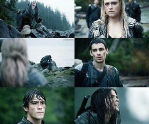 the 100, jasper, and bob morley image