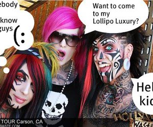jeffree star, blood on the dance floor, and botdf image