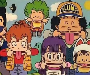 anime and arale image