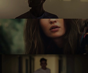 band, emily browning, and music video image