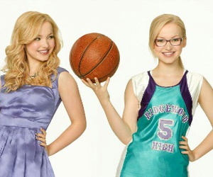 disney channel and liv & maddie image