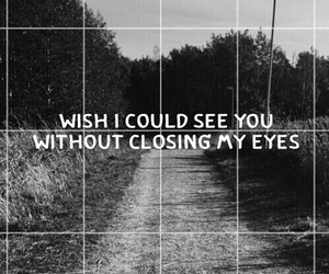 quotes, eyes, and wish image