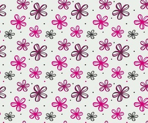 flores, patterns, and patrones image