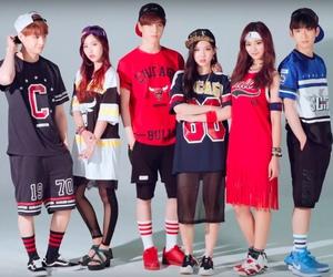 JB, JYP, and junior image