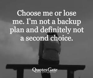 choice, choose, and lose image
