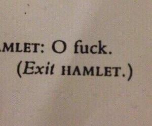 english, playwright, and Hamlet image