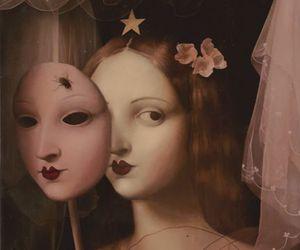 art, stephen mackey, and girl image