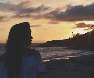 rowan blanchard, beach, and celebrity image