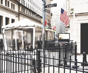 america, broadway, and new york image