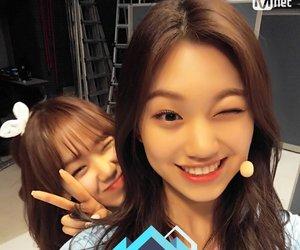 ioi, doyeon, and yoojung image