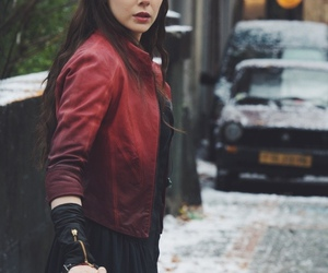 scarlet witch, Avengers, and elizabeth olsen image