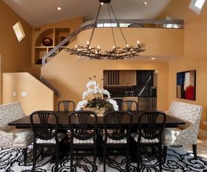 dining room ideas, modern dining room ideas, and dining room decor ideas image