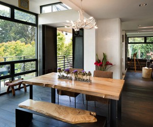 dining room ideas, dining room decor ideas, and modern dining room ideas image
