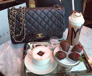 coffee, bag, and food image