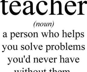 teacher, problem, and school image