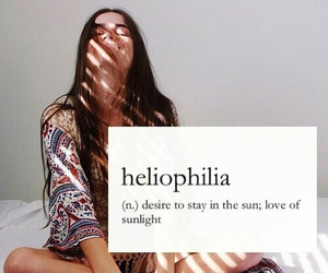 sun, definitions, and happiness image