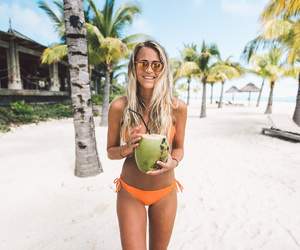bikini, fashion, and janni deler image