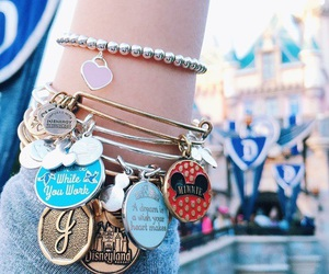 disney and bracelet image