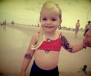 tattoo, baby, and child image