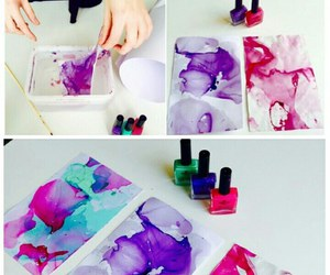 diy, Easy, and nails image