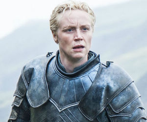 fantasy, game of thrones, and brienne image