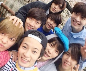 nct, ten, and mark image