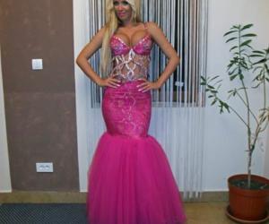 barbie, pretty, and big boobs image