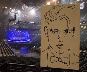 draw, drawing, and justin bieber image