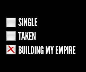 quote, empire, and single image
