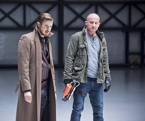 dominic purcell, heat wave, and arthur darvill image