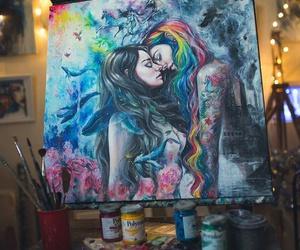 art and lesbian image