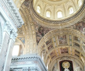 church, happiness, and italy image