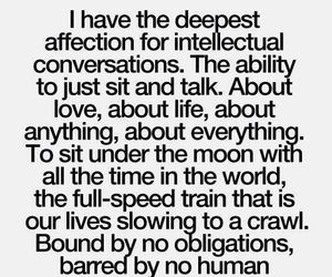 quotes, life, and conversation image