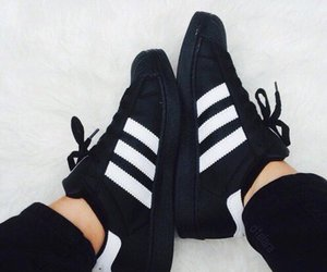 addidas, fashion, and foot wear image
