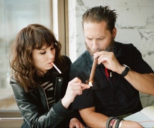 tom hardy, noomi rapace, and actor image
