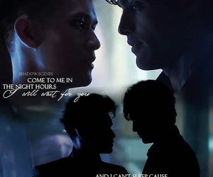 alec lightwood, maleç, and shadowhunters image