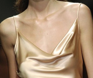 fashion, gold, and aesthetic image