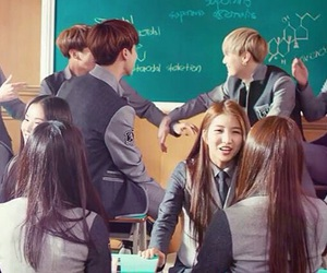 bts, gfriend, and boys image