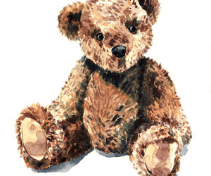 baby boy, brown bear, and etsy image