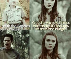 lydia, stiles, and cute image